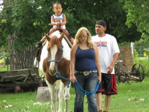 Qunice, pony and carriage rides at Plum farm 027