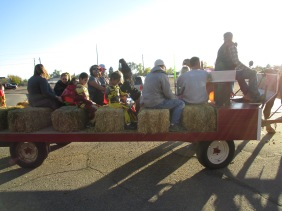 Centennial Village Hay rides and Lea benefit 002